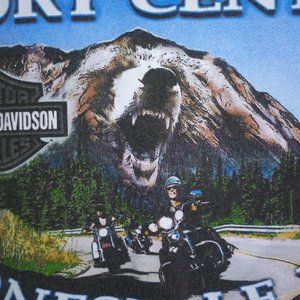 Baer Honesdale PA Mens Harley-Davidson Graphic T-S